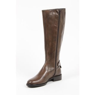 Versace 1969 V Italia Women's Riding Boots