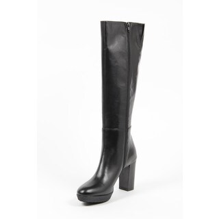 Versace 1969 V Italia Women's Knee-High Boots