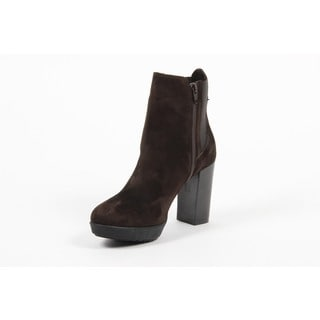 1969 V Italia Brown Suede Ankle Boot