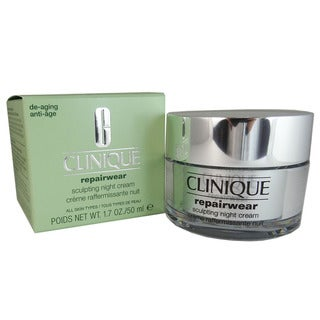 Clinique Repairwear Sculpting 1.7-ounce Night Cream for All Skin Types