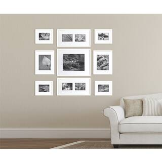 Gallery Perfect 9 Piece White Frame Kit|https://ak1.ostkcdn.com/images/products/13548164/P20226839.jpg?impolicy=medium