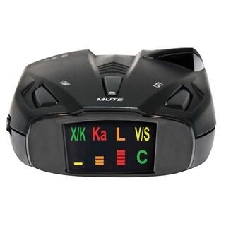 Cobra ESD7570 360-degree Detection 9-band Performance Radar/ Laser Detector