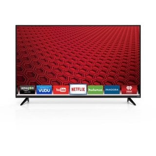 VIZIO E50-C1 50-inch Class 1080p 120Hz Full-Array LED Smart HDTV - Refurbished