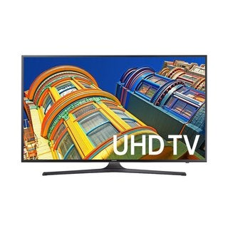 Samsung UN60KU6300 60-inch Smart UHD 4K 120 Motion Rate TV - Refurbished