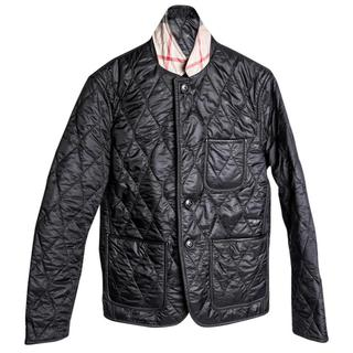 Burberry Men's Gillington Black Quilted Jacket
