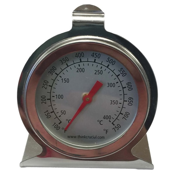 High Heat Oven Thermometer. Opens flyout.