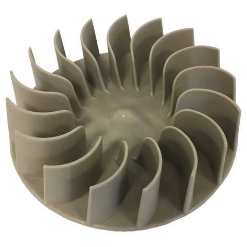 Dryer Blower Wheel Fits Amana, Kenmore, KitchenAid, Magic Chef, Maytag, Roper, Whirlpool & More, Part # 279711