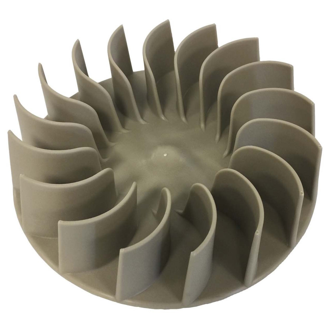 Crucial Dryer Blower Wheel Fits Amana, Kenmore, KitchenAid, Magic Chef, Maytag, Roper, Whirlpool & More, Part # 279711 (dryer part) (Plastic)