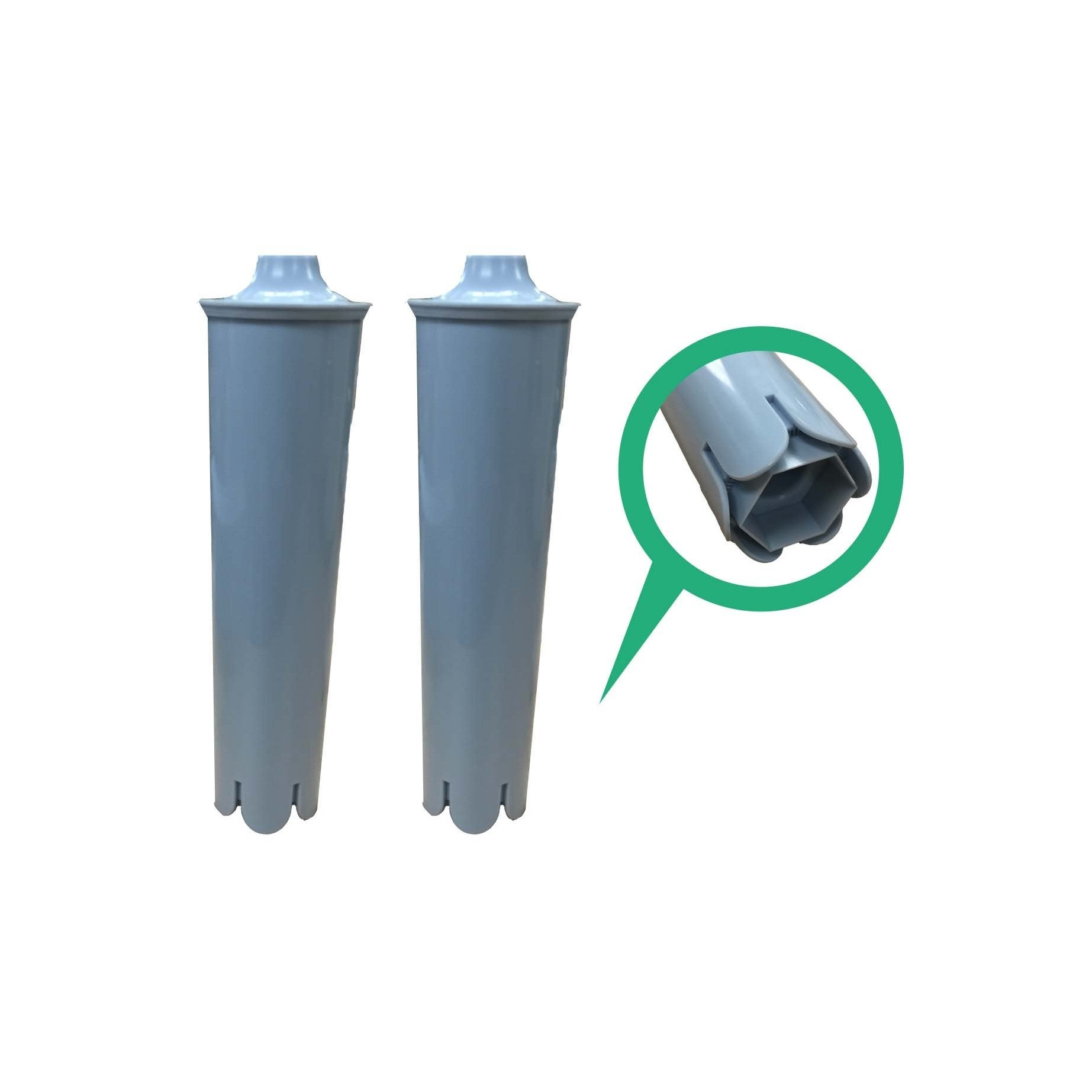 Crucial Jura Clearyl Blue Water Filters Fit Coffee Machin...