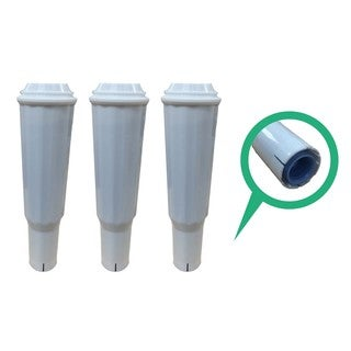 3 Jura Clearyl White Water Filters Fit Coffee Machines Z5 Z6 E8 E9 J5 F60, Part # 64553