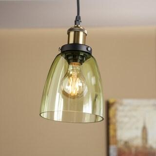 Harper Blvd Sarsina Colored Glass Mini Pendant Lamp - Spring Green