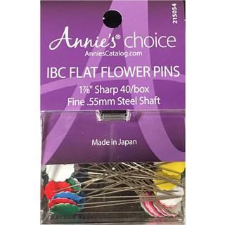 IBC Flower Head Pins (1-7/8-inch)