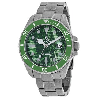Christian Van Sant Men's CV5102B Montego Vintage Watches