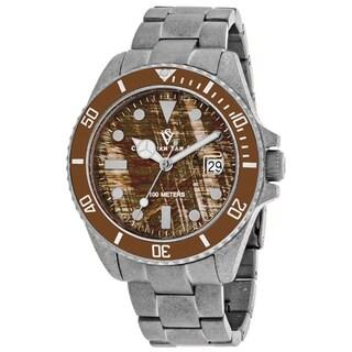 Christian Van Sant Men's CV5101B Montego Vintage Watches