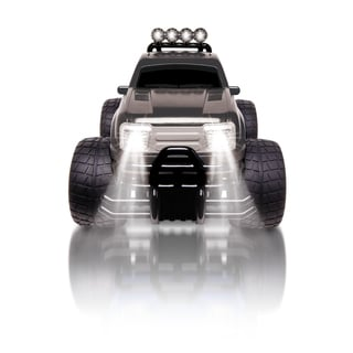 Black Series Toy RC Truck