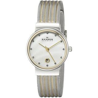 Skagen Women's 355SSGS Ancher Watches