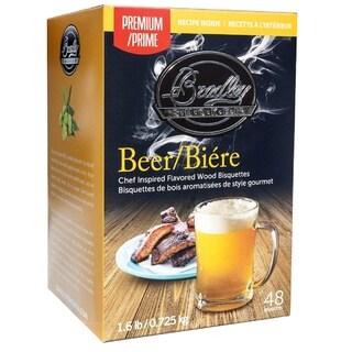 Bradley Smoker Beer Flavor Bisquette - 48 pack