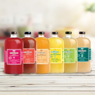 Stirrings 25.4-ounce All Natural Drink Mixer Variety Pack (Set of 6 Flavors)
