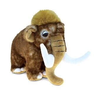 Puzzled Wild Mammoth Large Super Soft Plush 10-inch Stuffed Animal Toy