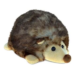 Puzzled Inc. Hedgehog 8-inch Super-soft Stuffed Plush Cuddly Animal Toy