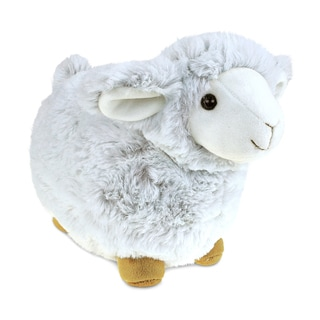 Link to Puzzled Sheep 11.5-inch Super-soft Stuffed Plush Cuddly Animal Toy Similar Items in Stuffed Toys