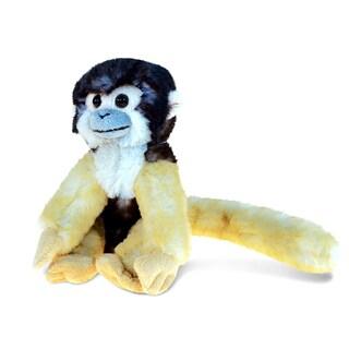 Puzzled Squirrel Monkey Super-soft Plush Toy