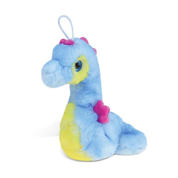 Puzzled Inc Blue Super-Soft Plush Cuddly 8.5-inch Seahorse Stuffed Toy