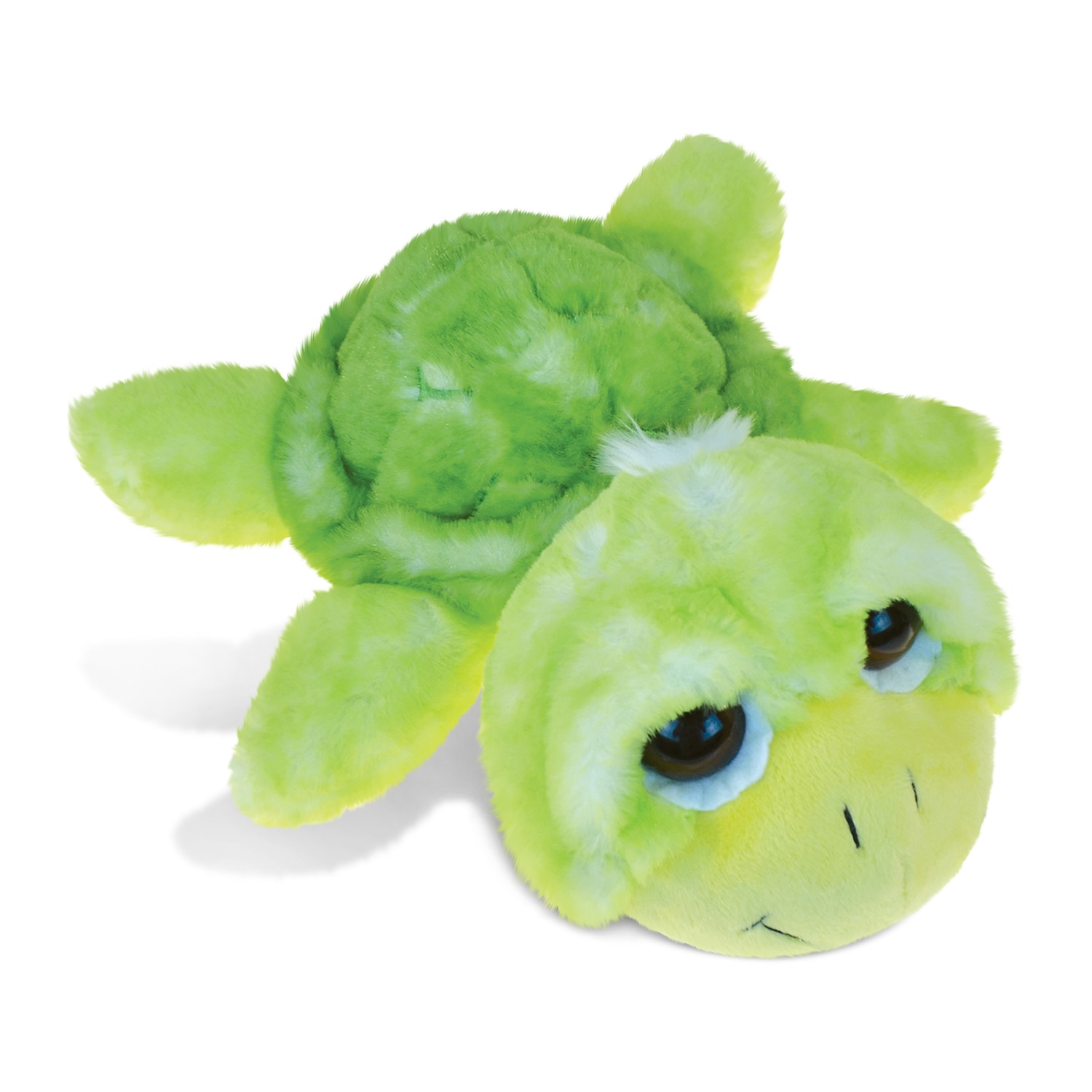 Puzzled Inc Green Sea Turtle Large Super Soft Plush Toy (...