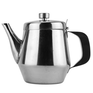 Update International Stainless Steel 48-ounce Teapot