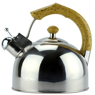 Stainless Steel 2.6-liter Tea Kettle