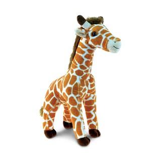 Puzzled Super Soft Plush Wild Small Giraffe