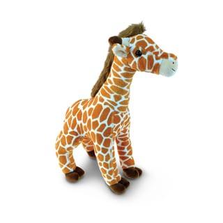 Puzzled Wild Large Giraffe Super-soft Plush Toy