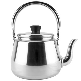 2.5-liter Aluminum Tea Kettle