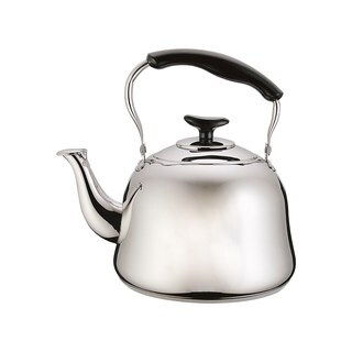Stainless Steel 4-liter Tea Kettle