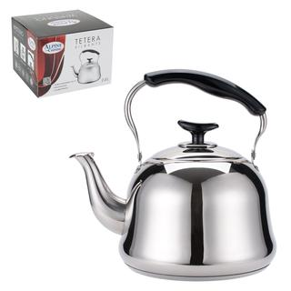 2-liter Stainless Steel Tea Kettle