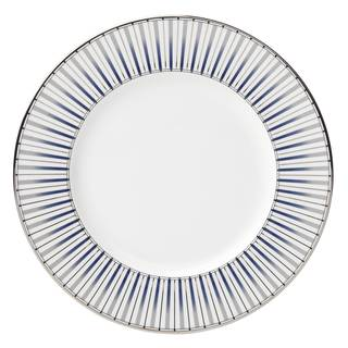 Lenox Geodesia Blue 9-inch Accent Plate