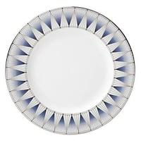 Lenox Geodesia Blue Salad Plate