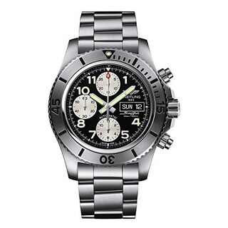 Breitling Men's Super Ocean A13341C3/BD19 Watch