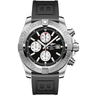 Breitling Men's Super Avenger II A1337111/BC29R Watch