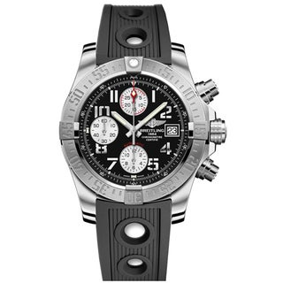 Breitling Men's Super Avenger II A1338111/BC33R Watch