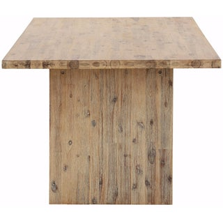 Lai Dining Table, acacia wood