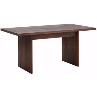 Lai Acacia Wood 63-inch Dining Table