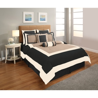 Super Hotel 8-piece Comforter Set