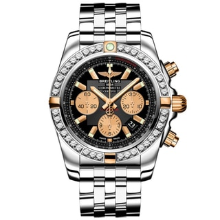 Breitling Men's Chronomat 44 IB011053/B968 Watch