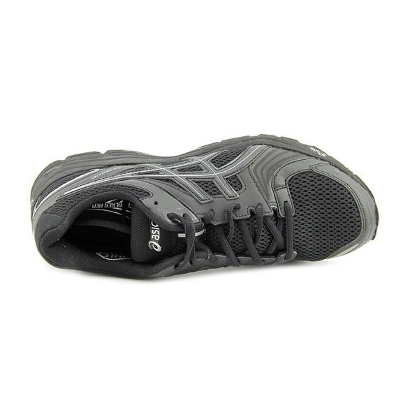 Shop Asics Men's Gel Tech Walker Neo 4 Black Basic Textile