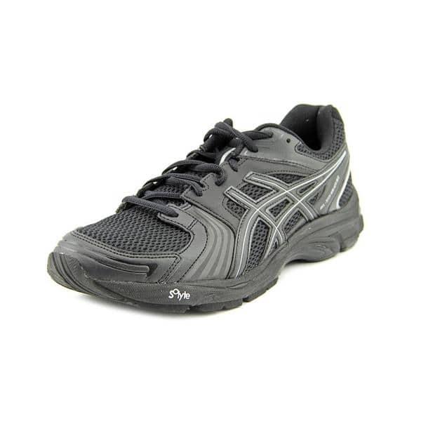 711a5540d6 Shop Asics Men's Gel-Tech Walker Neo 4 Black Basic Textile Athletic ...