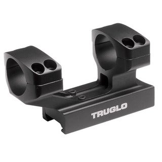Truglo Black Metal 30-millimeter Scope Mount Rings