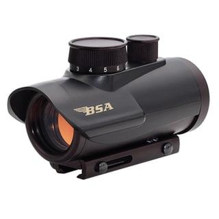 BSA Illuminated Red Dot 40-millimeter 5 MOA Sighting System