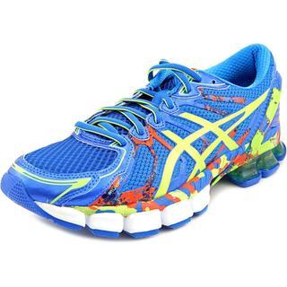 Asics Men's 'Gel-Sendai 2' Grey Mesh Athletic Shoes