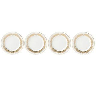 Lenox Casual Radiance Set of 4 Tidbit Plates